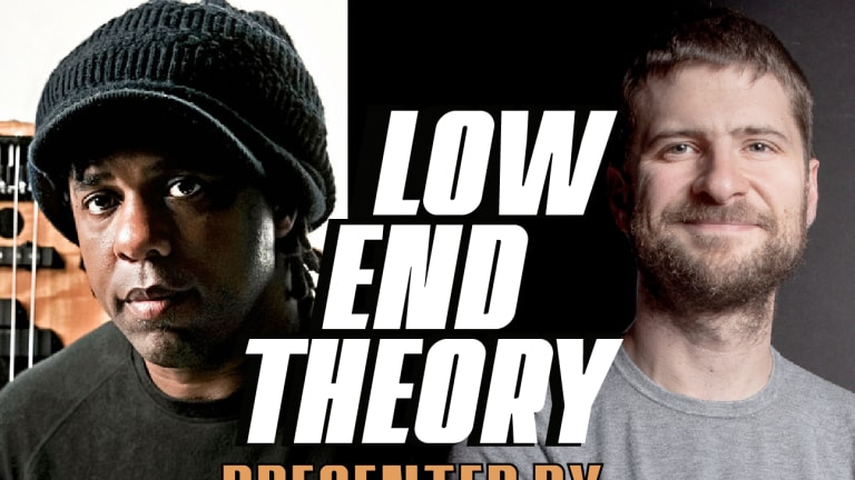Victor Wooten and Michael League Present Low End Theory Livestream