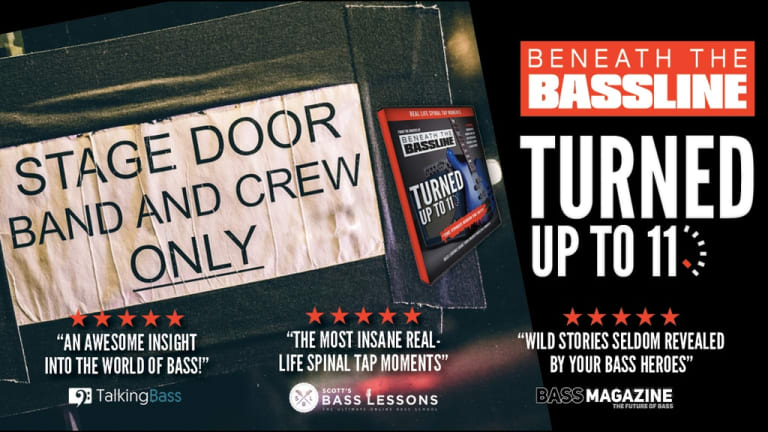 Help Support the Production of the Movie Beneath the Bassline   Turned Up To 11