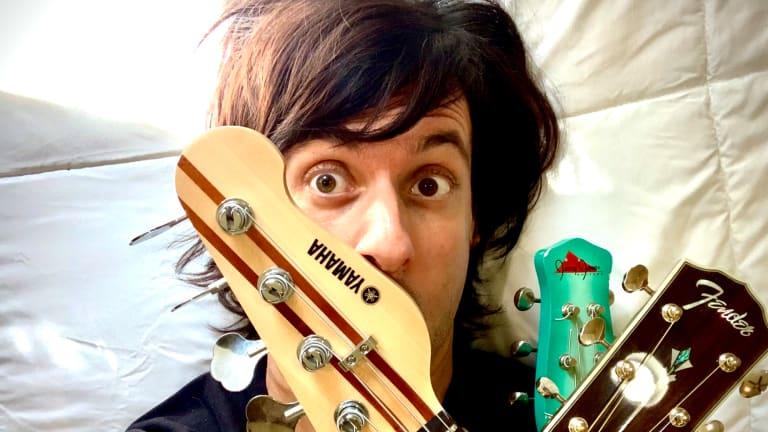 Bass Magazine Lockdown Check-In With Matt McJunkins