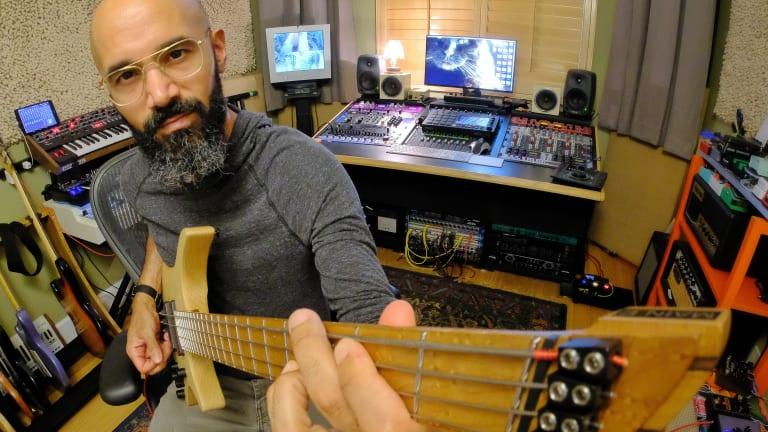 Bass Magazine Lockdown Check-In With Ben Kenney