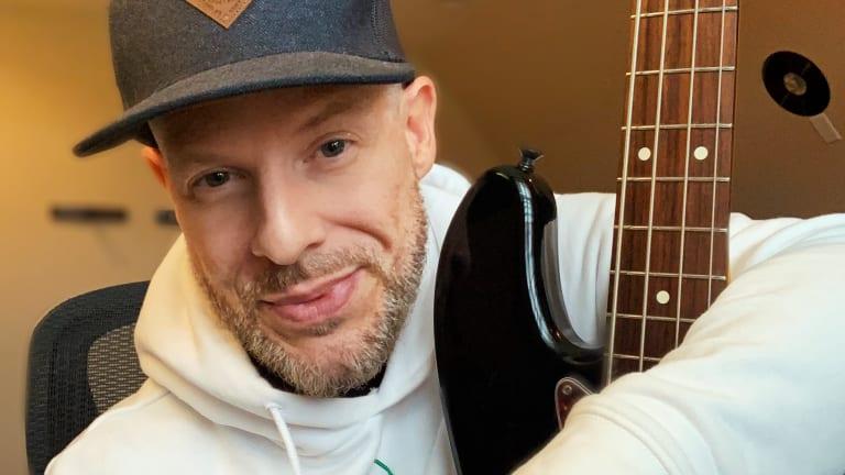Bass Magazine Lockdown Check-In With Josh Paul