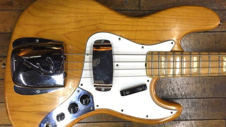 Fender Halts Using Ash Wood in Production Models