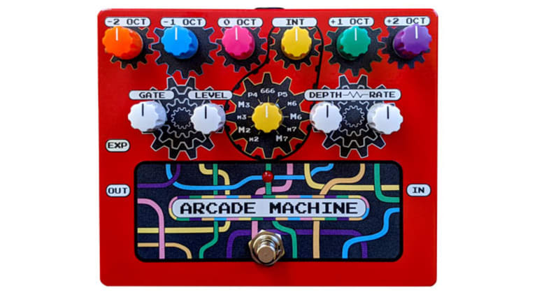 RPS Effects Releases the Arcade Machine