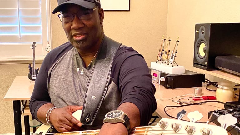 Bass Magazine Lockdown Check-In With Darryl Anders