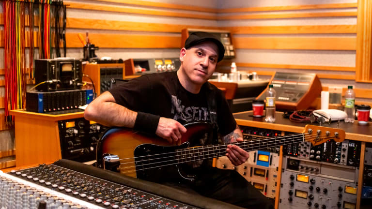 Bass Magazine Lockdown Check-In With Alan Robert