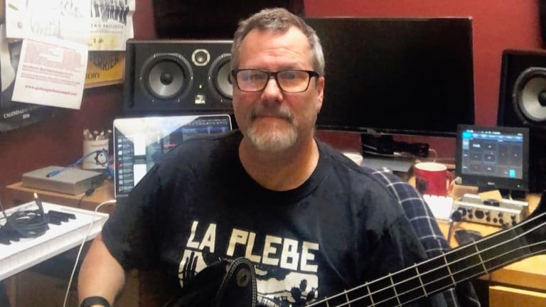Bass Magazine Lockdown Check-In With Billy Gould of Faith No More