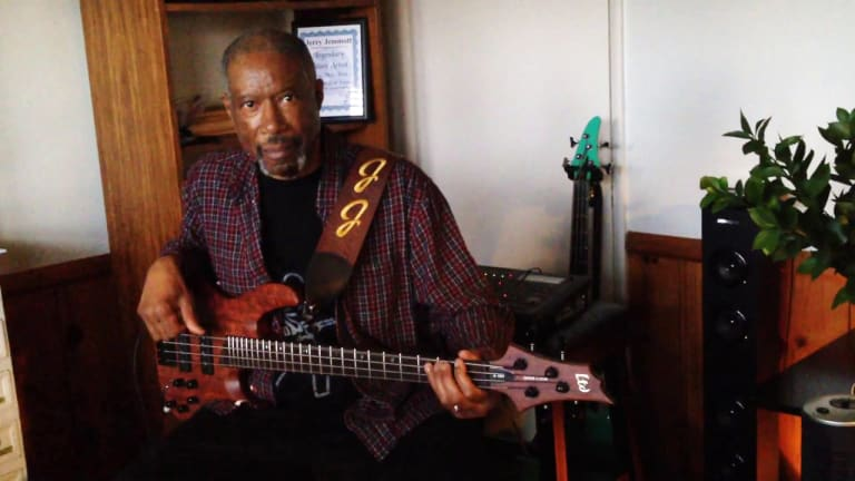 Bass Magazine Lockdown Check-In With Jerry Jemmott
