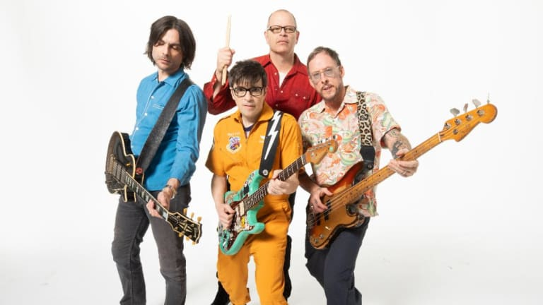 "Weezer Releases New Song ""Hero"" From Upcoming 'Van Weezer' Album"