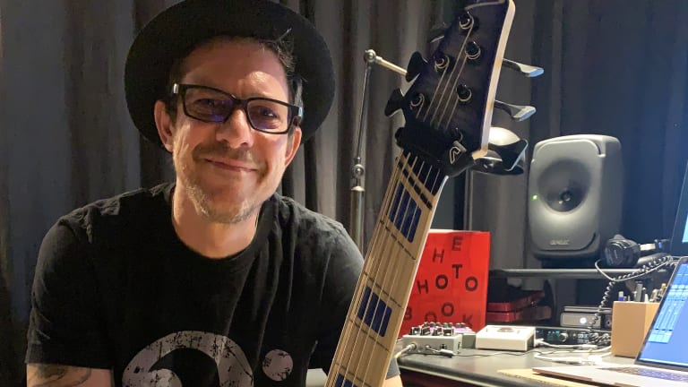 Bass Magazine Lockdown Check-In With Stefan Lessard