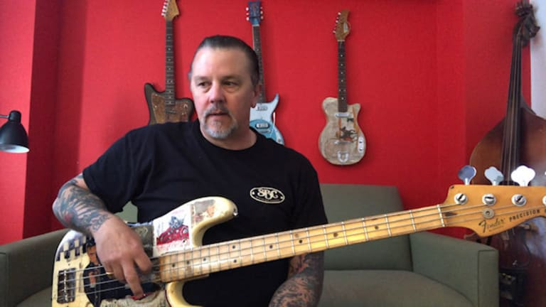 Bass Magazine Lockdown Check-In With Matt Freeman