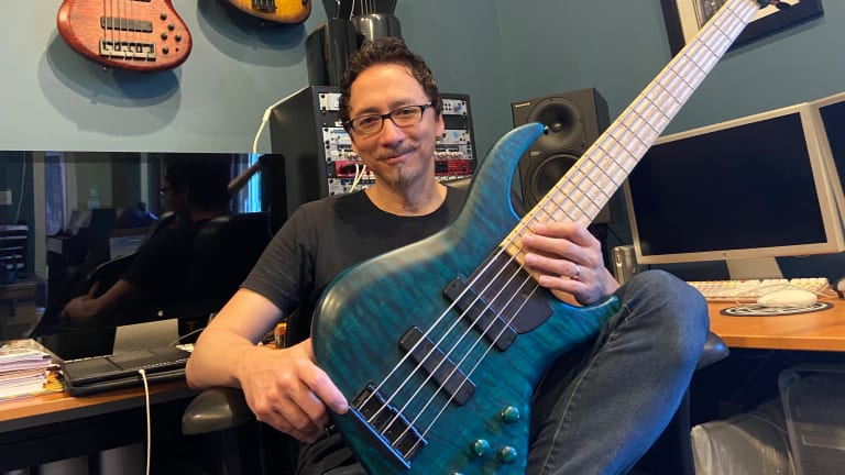 Bass Magazine Lockdown Check-In With Norm Stockton