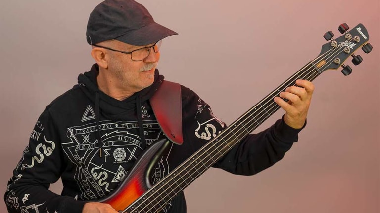Bass Magazine Lockdown Check-In With Gary Willis