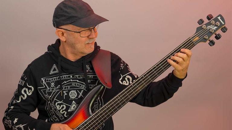 Bass Magazine Lockdown Check-In With Gary Willis