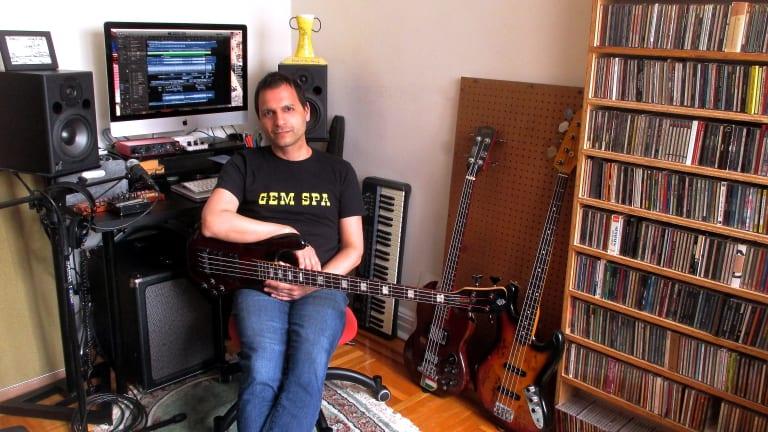 Bass Magazine Lockdown Check-In With John Montagna