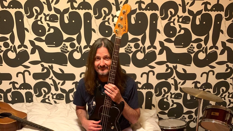 Bass Magazine Lockdown Check-In With Steven McDonald of The Melvins
