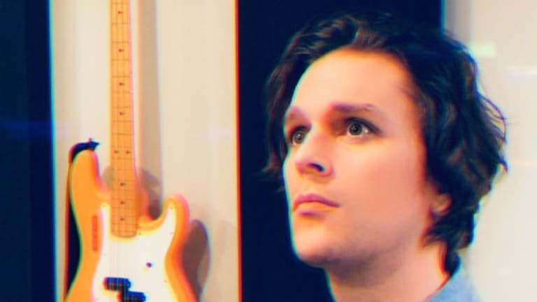 Bass Magazine Lockdown Check-In With Dallon Weekes