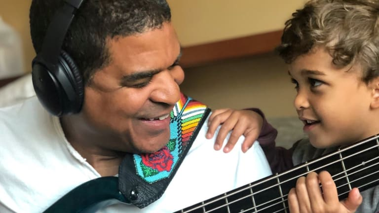 Bass Magazine Lockdown Check-In With Oteil Burbridge