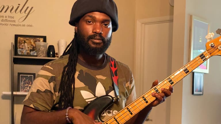Bass Magazine Lockdown Check-In With Aston Barrett Jr. of The Wailers