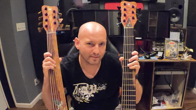 Bass Magazine Lockdown Check-In With Jon Munnier