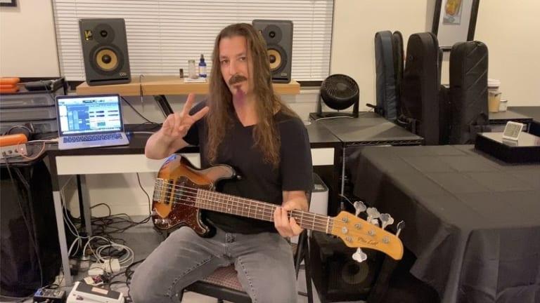 """Watch Bryan Beller's Bass Solo Playthrough of """"Bunkistan"""""""