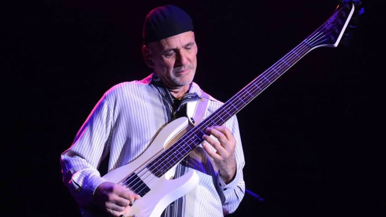 Bass Magazine Lockdown Check-In With Jeff Ganz