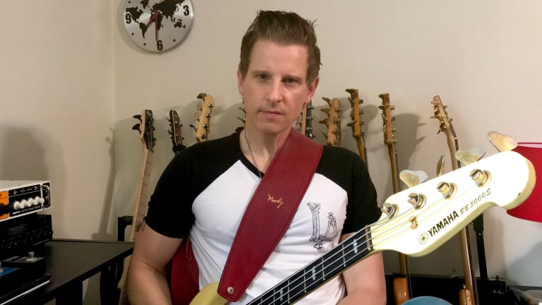 Bass Magazine Lockdown Check-In With Victor Brodén