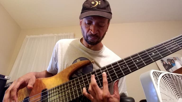 Bass Magazine Lockdown Check-In With Basil Fearrington