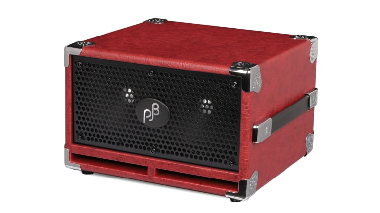 Phil Jones Bass' C2 Refines Bass Cabinet Size