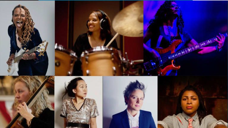 Berklee Presents Gender Justice Bass Webinar on June 5th