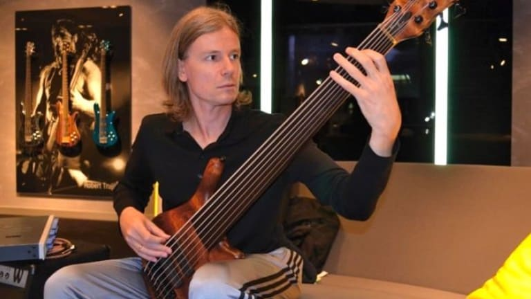 Bass Magazine Lockdown Check-In With Jeroen Paul Thesseling