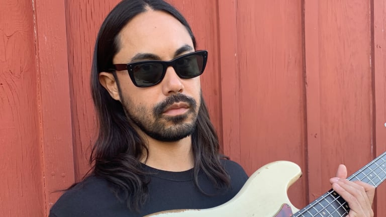 Bass Magazine Lockdown Check-In With Josh Moreau