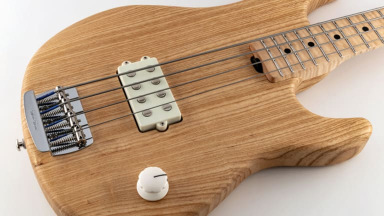 New Basses Added to Ernie Ball Music Man Vault Collection