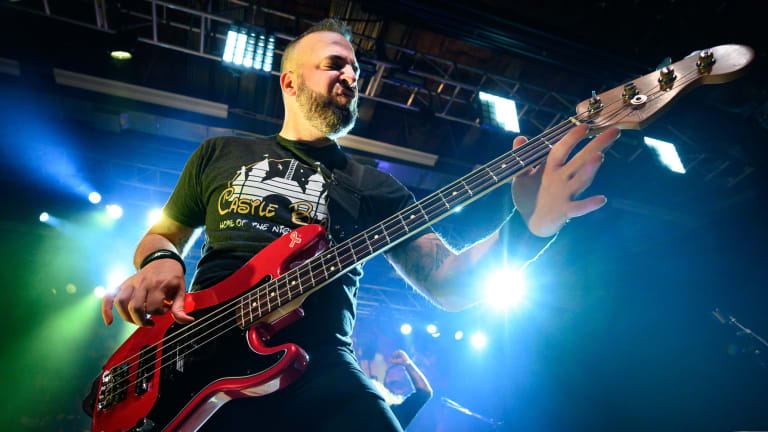 Bass Magazine Lockdown Check-In With Mark Menghi