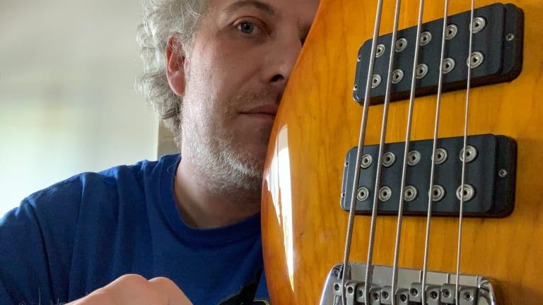 Bass Magazine Lockdown Check-In With Alberto Rigoni