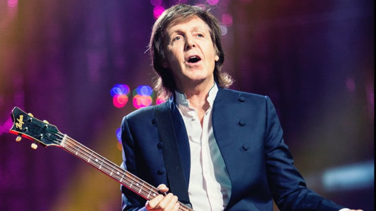 Paul McCartney Announces Release of Flaming Pie Archive Collection