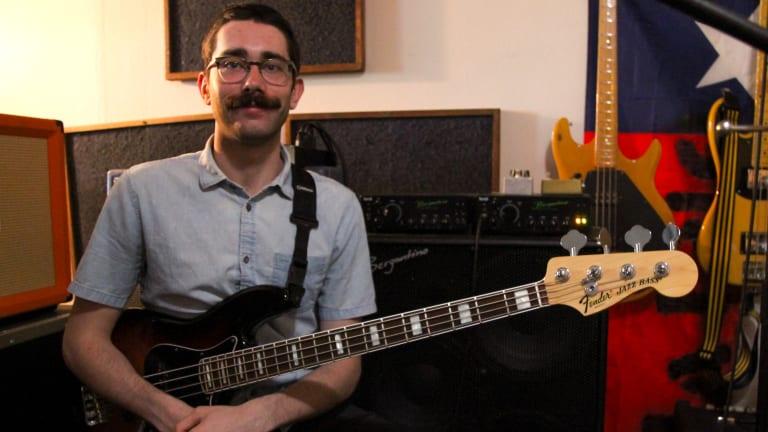 Bass Magazine Lockdown Check-In With Stephen Paulson