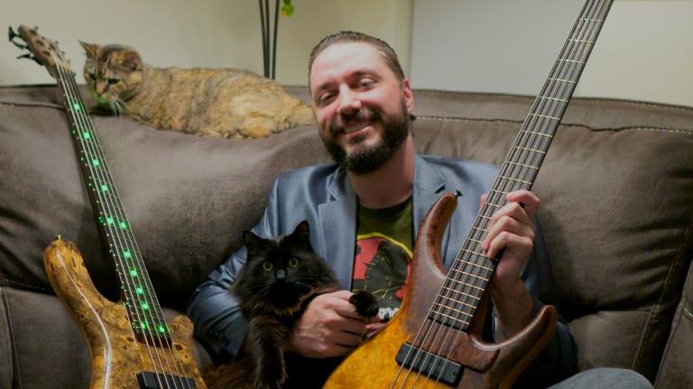 Bass Magazine Lockdown Check-In With Nick Schendzielos