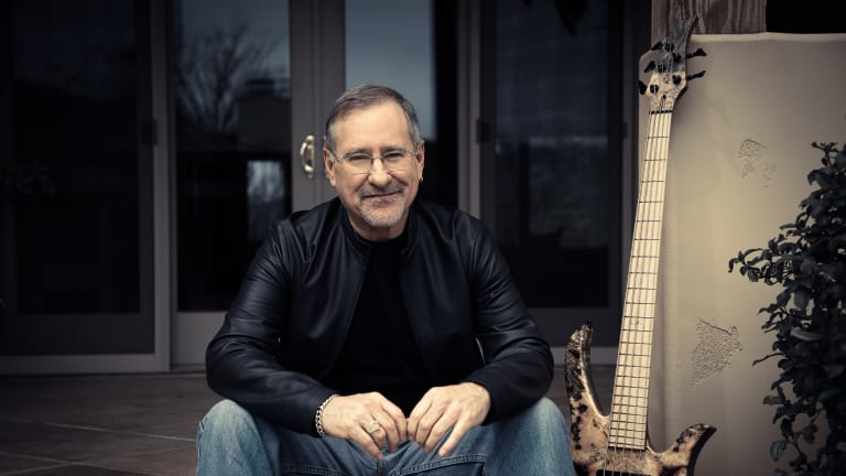 Bass Magazine Lockdown Check-In With Brian Bromberg