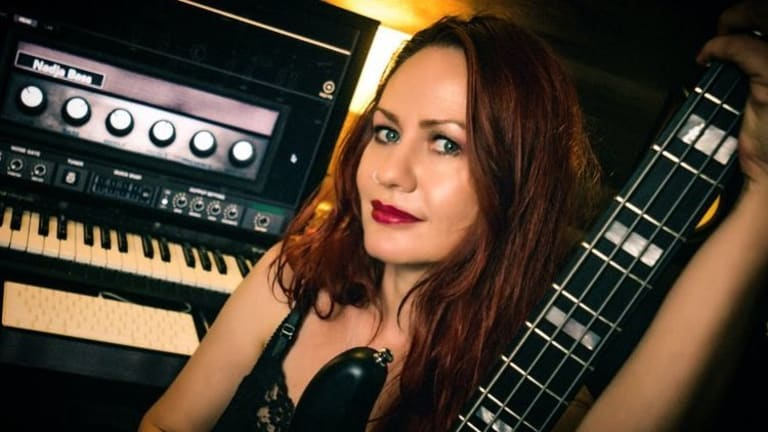 Bass Magazine Lockdown Check-In With Nadja Peulen️