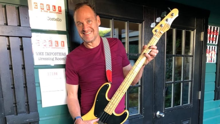 Bass Magazine Lockdown Check-In With Davey Faragher