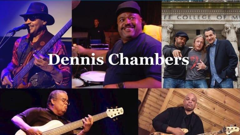 Berklee Presents Dennis Chambers Webinar on June 25th