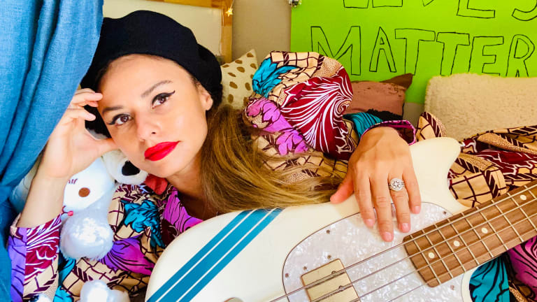 Bass Magazine Lockdown Check-In With Ginger Pooley
