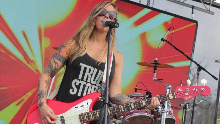 Cold Bassist Lindsay Manfredi Releases Her Debut Book