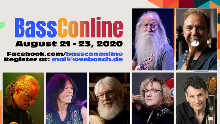 BassCon Online Kicks Off August 21st