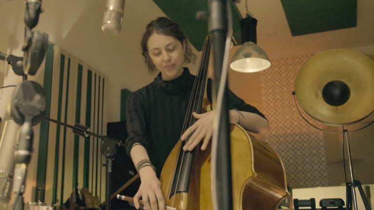 Helen Svoboda Releases Debut Solo Album 'Vegetable Bass'