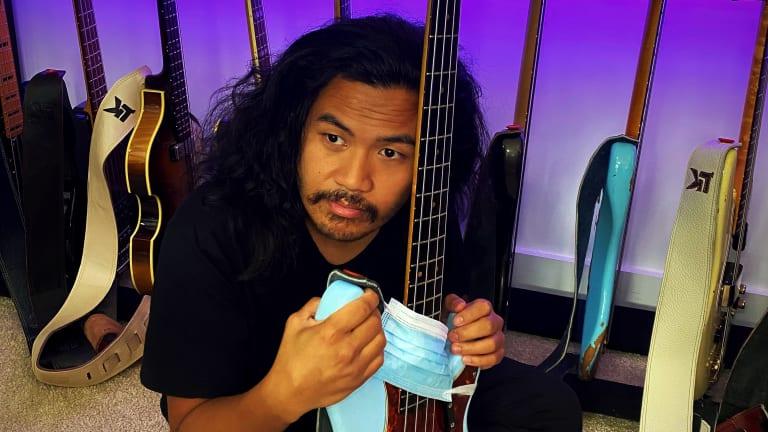 Bass Magazine Lockdown Check-In With Eric Fortaleza