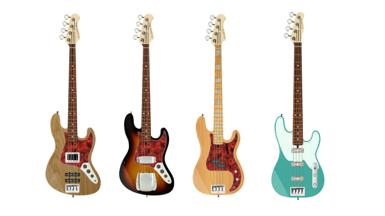 D. Lakin Basses Add Two New Series to Their Collection