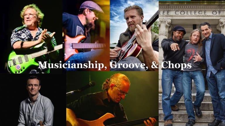 Berklee Presents Masters of All, Solo Bass-Sideman-Education-Innovation Webinar