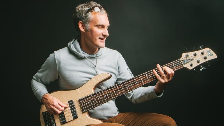 Bass Magazine Lockdown Check-In With Tony Grey
