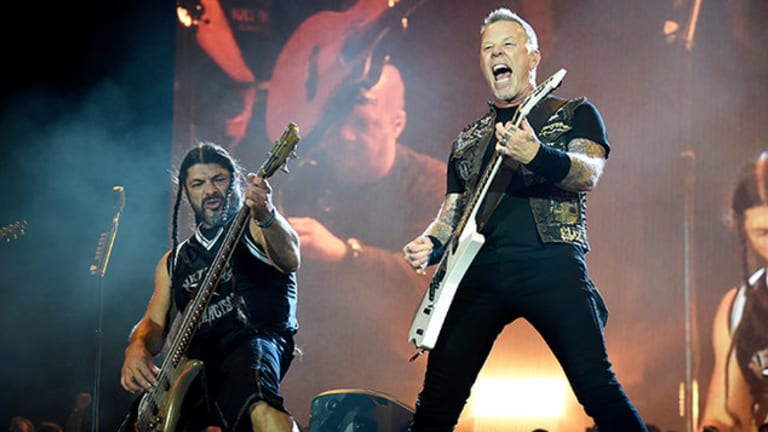 Metallica and San Francisco Symphony to Release New Live Album